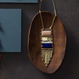 Noonday Collection Evangeline Pendant Necklace